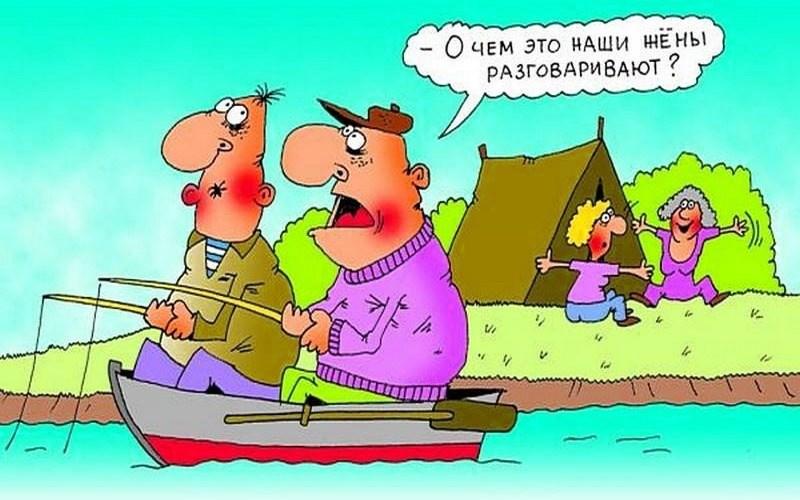 Анекдоты про лодку
